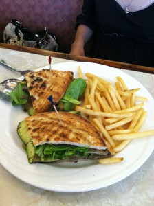 vegetable panini great neck