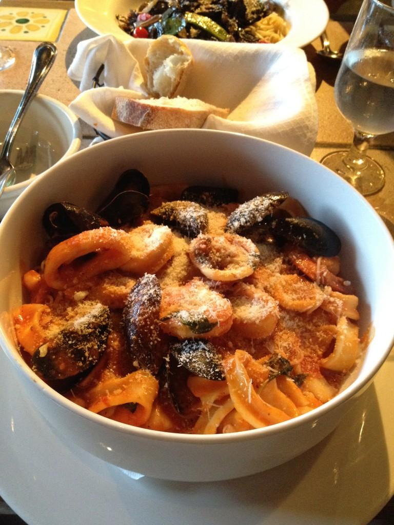 fruiti de mer
