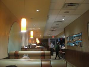 inside the great neck diner