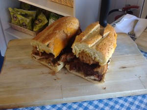 a-team sandwich at juliebelles