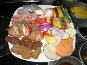 meats for fondue