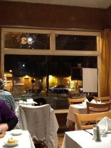 turquoise seafood restaurant
