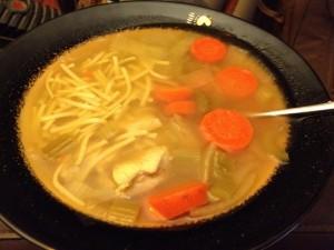 best chicken soup in great neck
