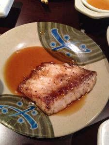tuna at sushi palace