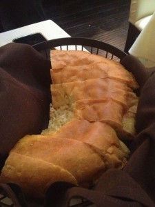 bread at turquoise